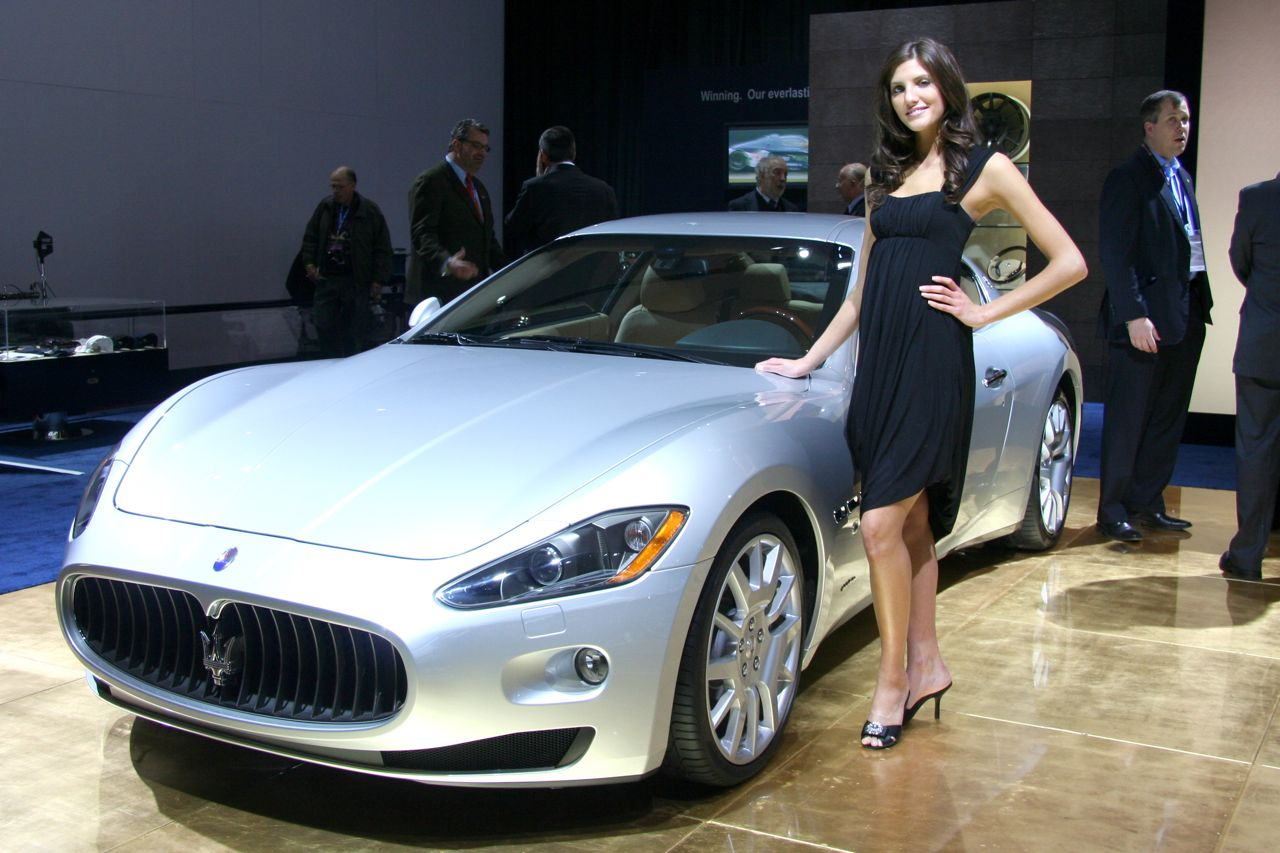 detroit auto show photos