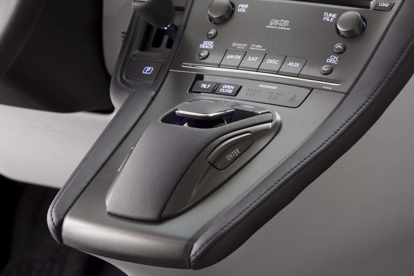 New 2010 Lexus HS250h: Dedicated Hybrid Sedan » Lexus Hs 250h 2010  Interior Img_11