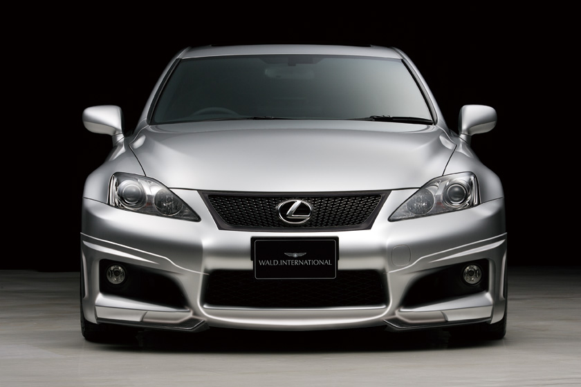 Tuning Wald Lexus Is F Sports Line Black Bison Edition