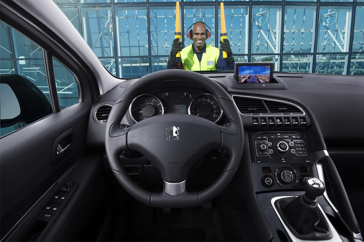 New peugeot 3008 crossover officially revealed details for Peugeot 3008 interior
