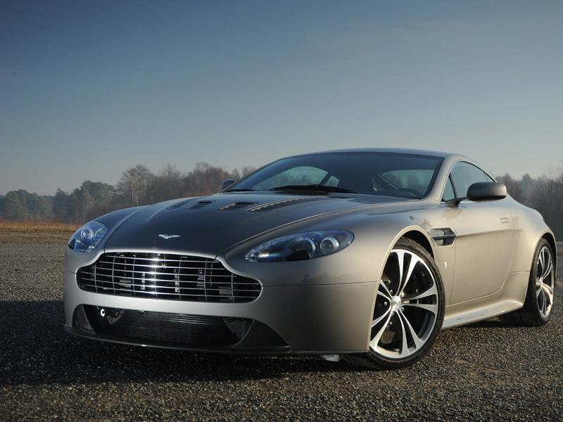 Aston Martin V Vantage Img