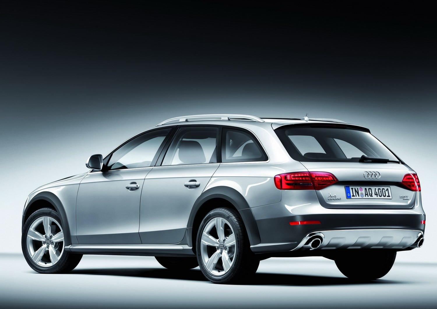 audi a4 allroad 2010 img it s your auto world. Black Bedroom Furniture Sets. Home Design Ideas