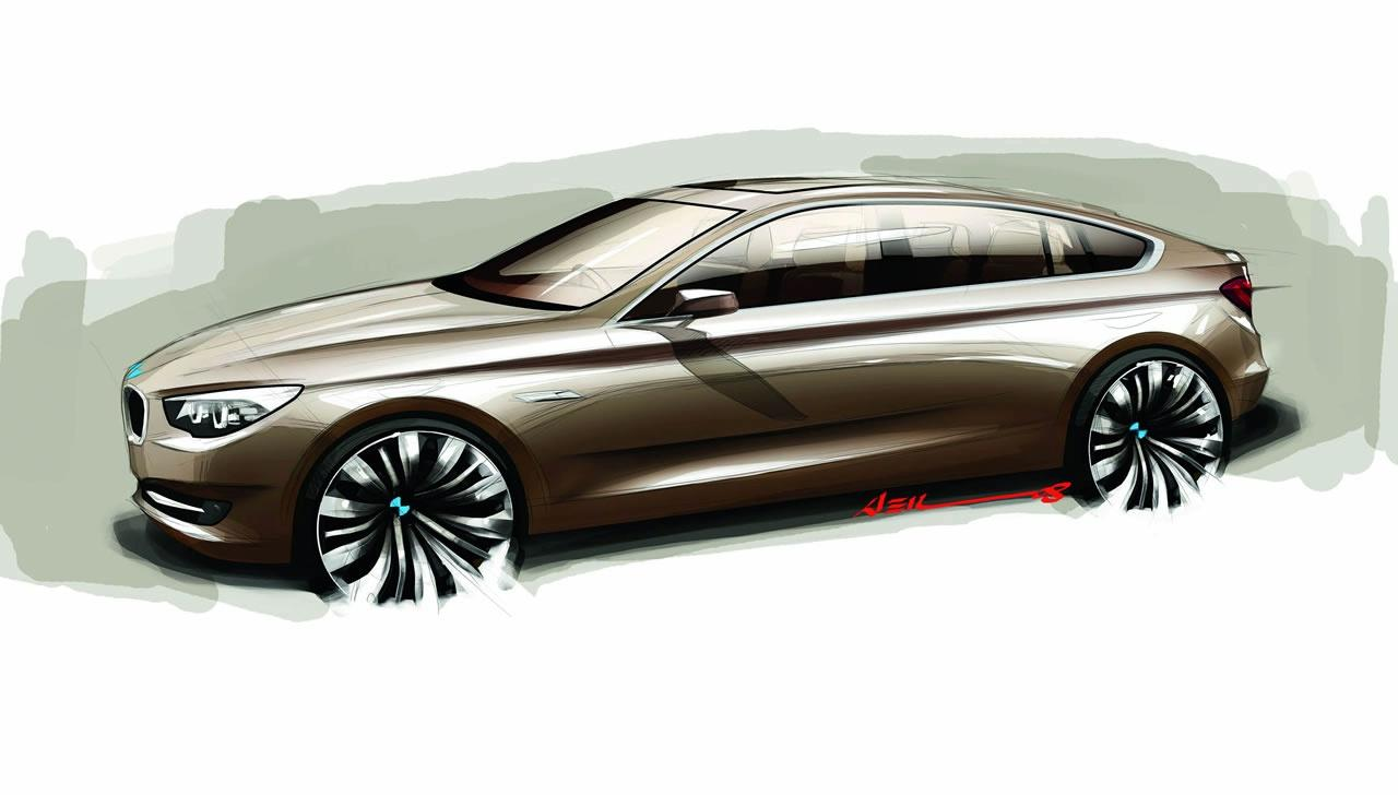 bmw-5-series-gran-turismo-concept-sketch-img_3 | It\'s your auto ...