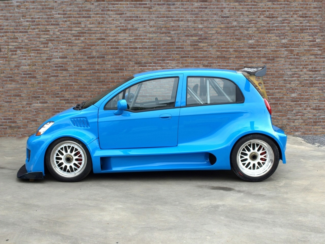 beast chevrolet matiz with 505hp v8 engine it s your auto world new cars auto news. Black Bedroom Furniture Sets. Home Design Ideas