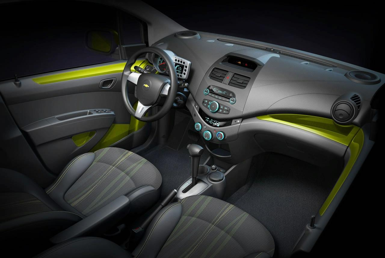 Chevrolet Spark 2010 Interior Img 3 It S Your Auto World