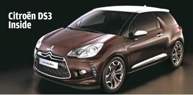 New Citroen Ds3 Concept Officially Revealed Details And Photos