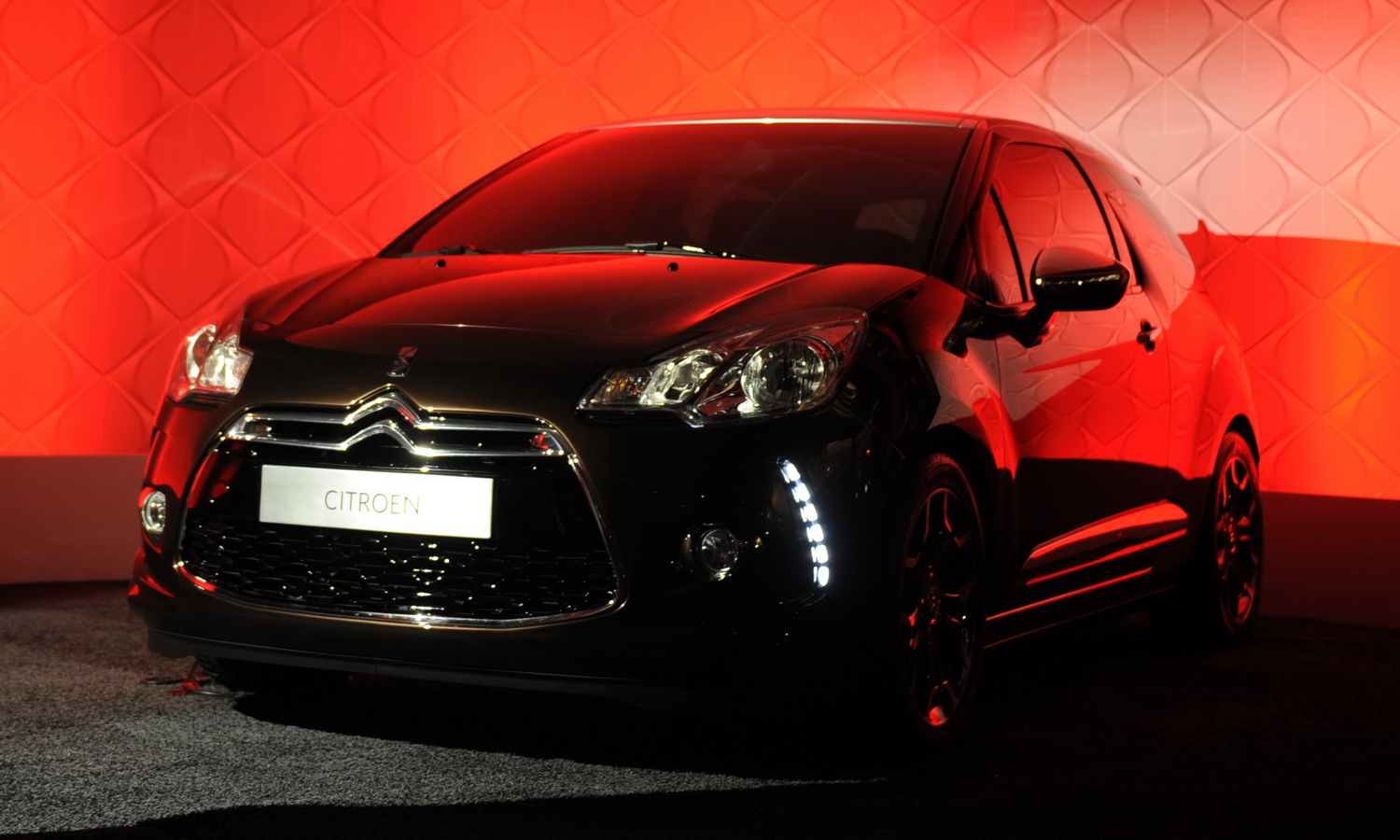 New Citroen DS3 Concept