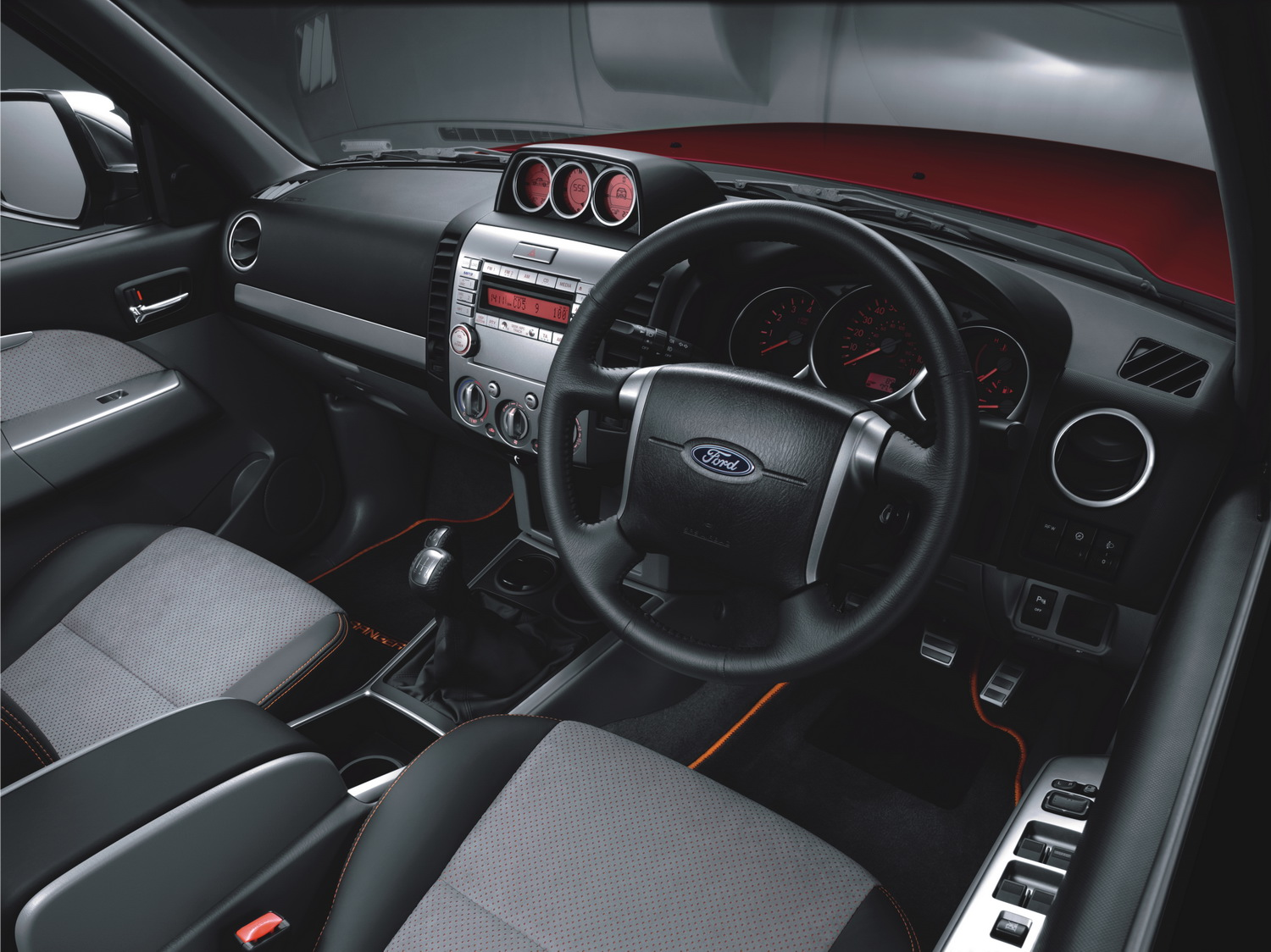 Ford Ranger 2010 Official Interior Img 6 It S Your Auto