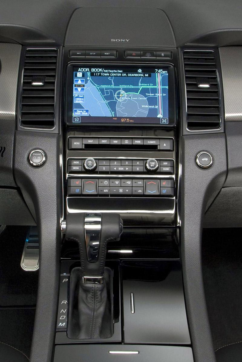 Image Result For New Ford Taurus Sho Interior