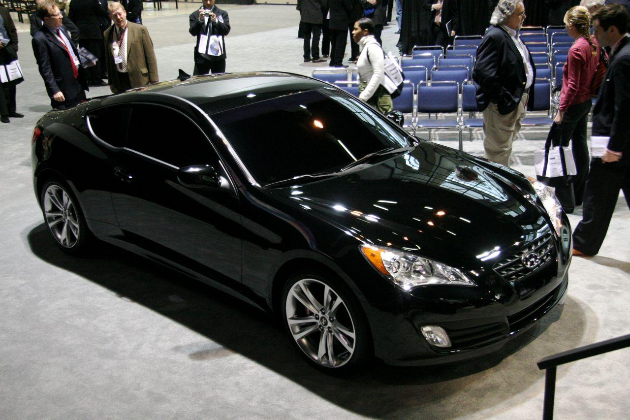 Hyundai Genesis Coupe Live At Chicago Img 10 It S Your