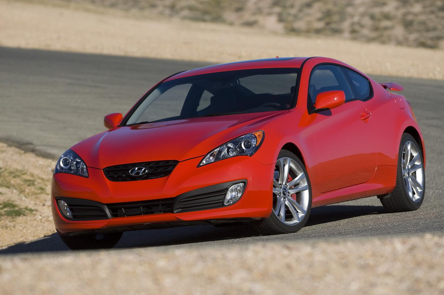 2010 Hyundai Genesis Coupe R Spec Revealed Details And