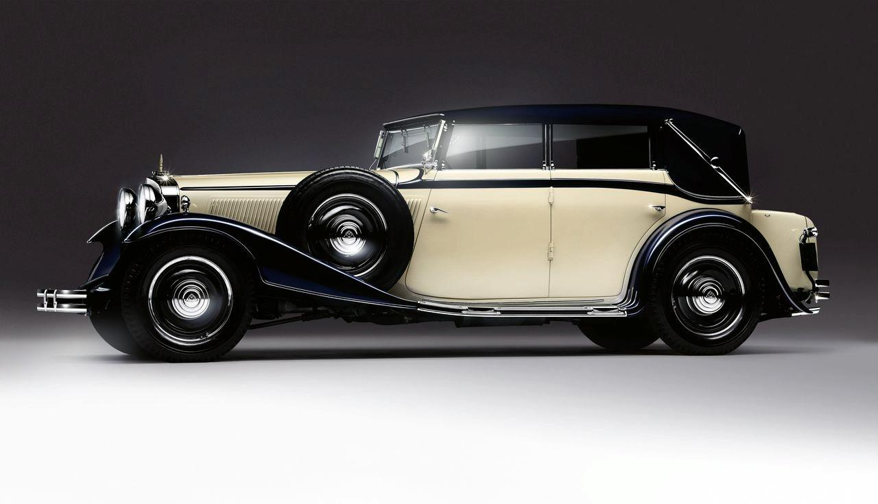 maybach zeppelin 1930 img 12 it s your auto world new