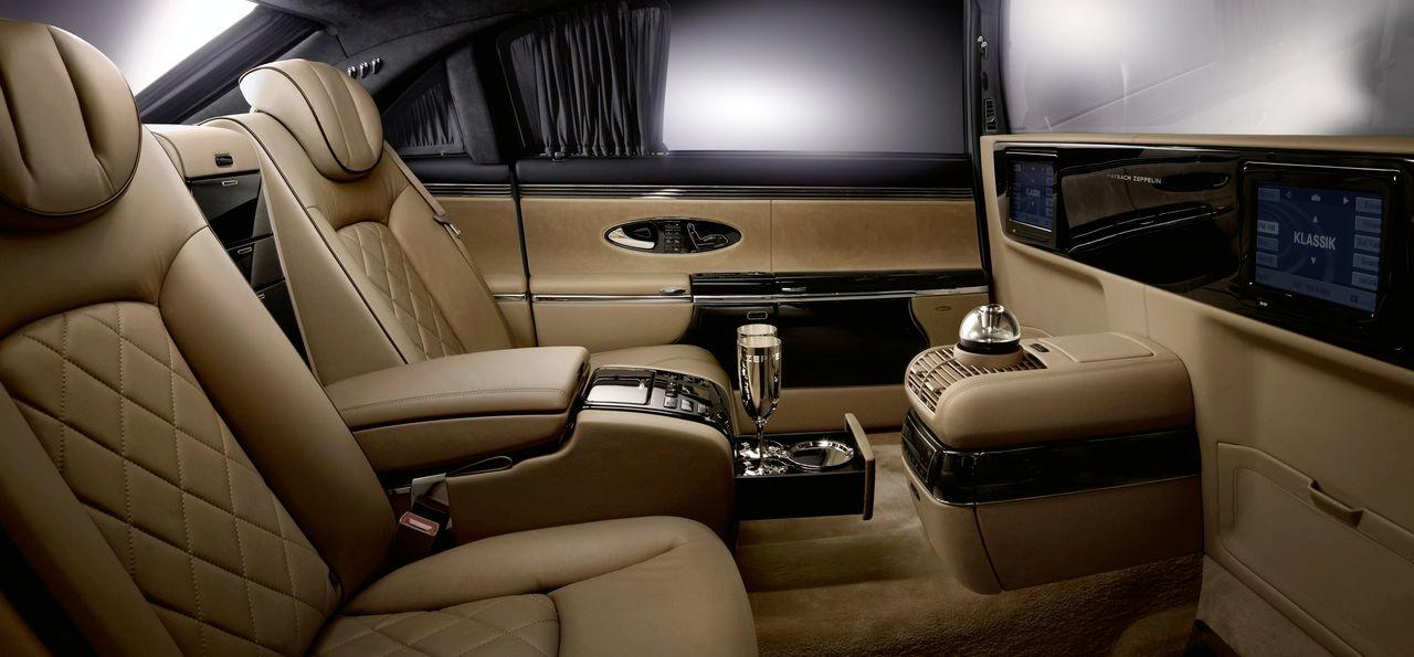 maybach zeppelin interior img 6 it s your auto world new cars auto news reviews photos. Black Bedroom Furniture Sets. Home Design Ideas
