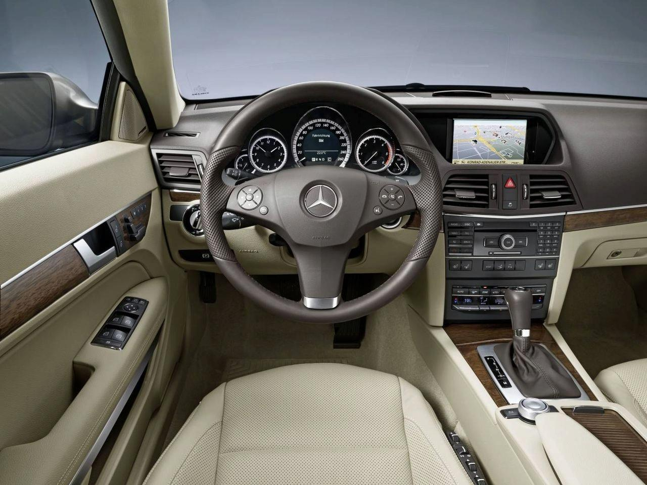 New 2010 Mercedes Benz E Class Coupe Revealed Ahead Of Geneva Debut It S Your Auto World
