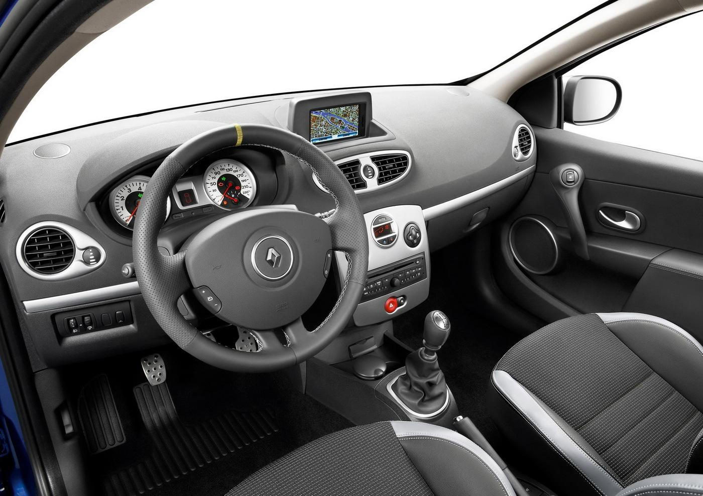 renault clio gt 2009 interior img 5 it s your auto world new cars auto news reviews. Black Bedroom Furniture Sets. Home Design Ideas