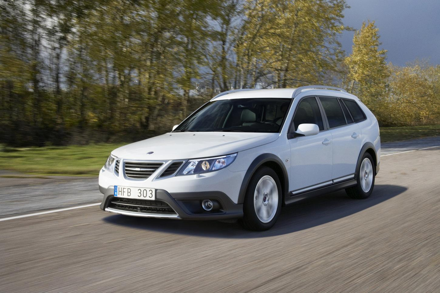 new saab 9 3x crossover officially revealed photos and video it s your auto world new. Black Bedroom Furniture Sets. Home Design Ideas