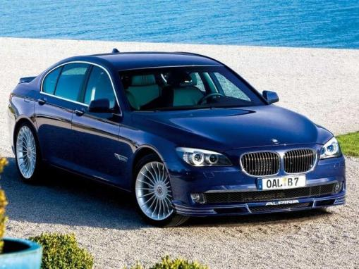 Alpina B7: Bi-turbo BMW 7-Series img_1