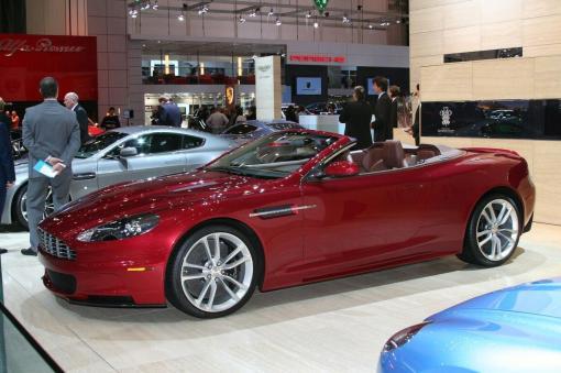 Aston Martin DBS Volante LIVE atGeneva Motor Show img_1