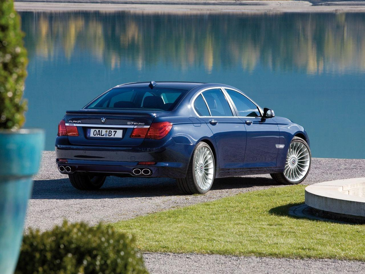 2009 BMW Alpina B7 Bi-Turbo Revealed at Geneva Motor Show (details ...