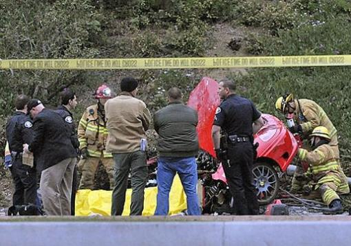 Car accident: Ferrari 360 Modena crashed by Tapout owner img_11