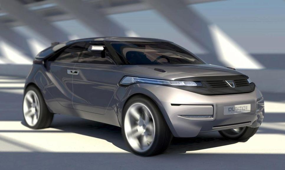 Dacia Duster Concept Headed For 2009 Geneva Motor Show Its Your