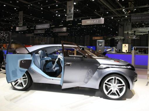 Dacia Duster Concept LIVE at Geneva Motor Show img_3