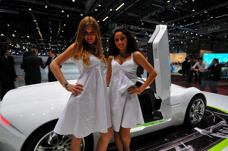 Salon International De L Automobile De Gen 232 Ve Carspyshots