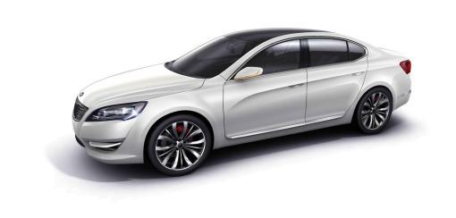 Kia VG [KND5] concept car img_1