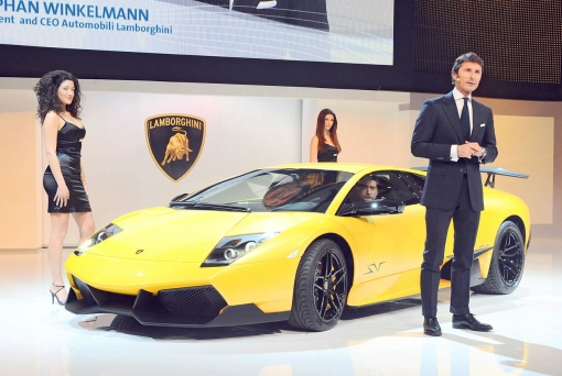 Lamborghini Murcielago LP 670-4 Superveloce LIVE at Geneva Motor Show img_1
