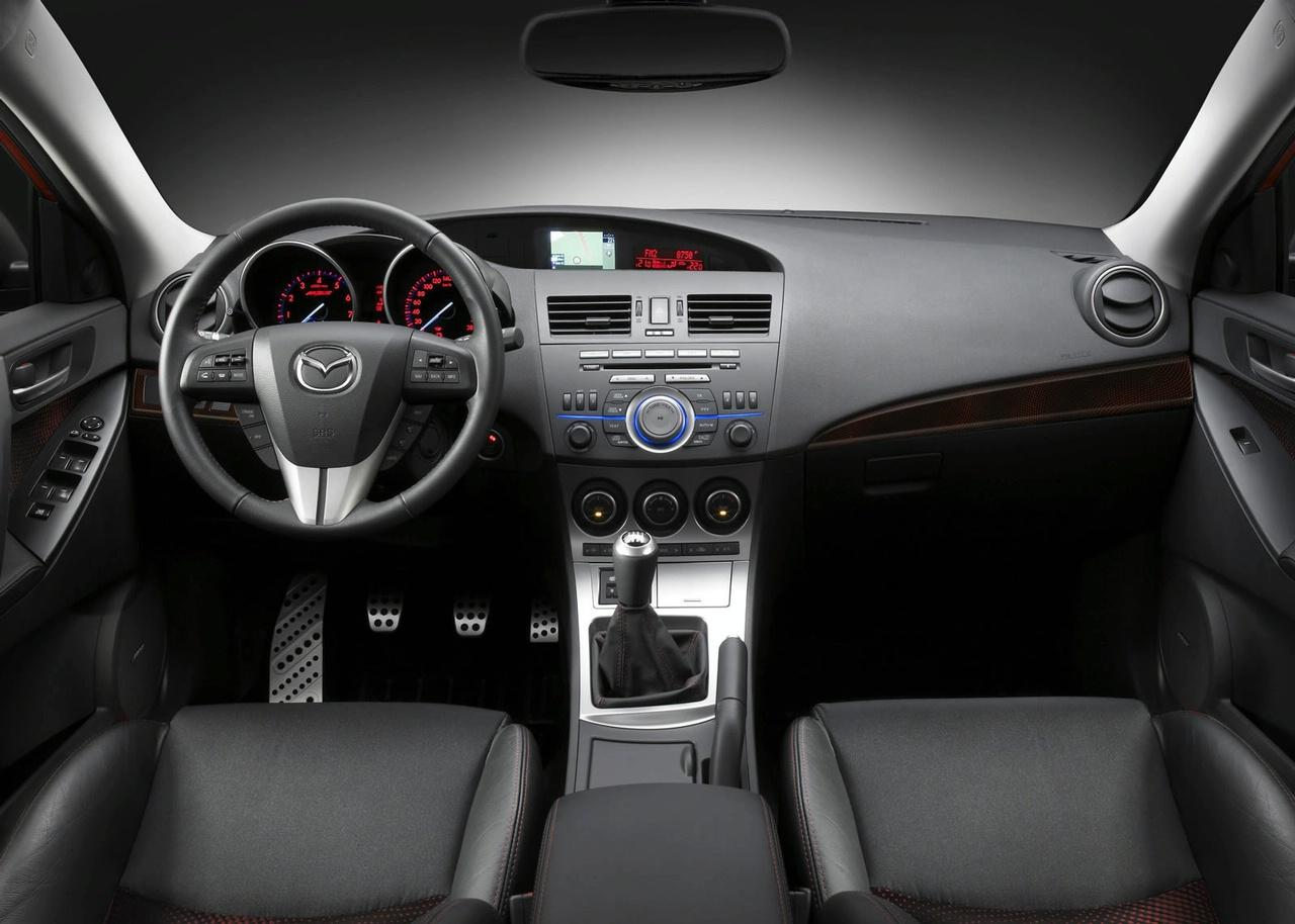 2009 Mazda 3 MPS (Mazdaspeed3) interior img_10 | It\'s your auto ...