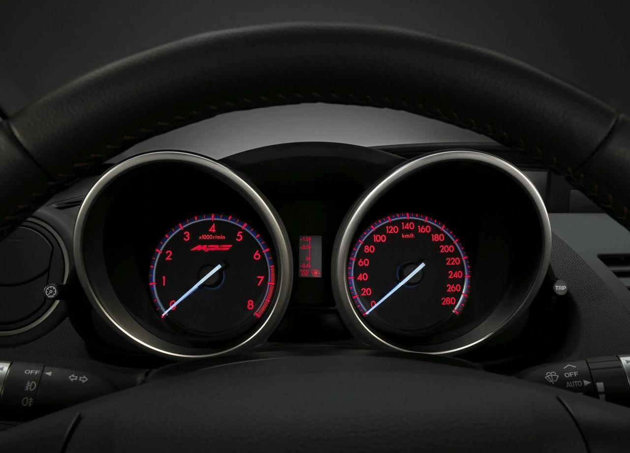 LIVE In Geneva: 2010 Mazdaspeed3 (MPS) Revealed (details + Photos) » 2009  Mazda 3 MPS (Mazdaspeed3) Interior Img_12
