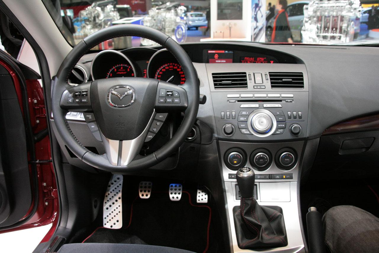 2010 mazdaspeed3 mps live at geneva motor show interior img 7