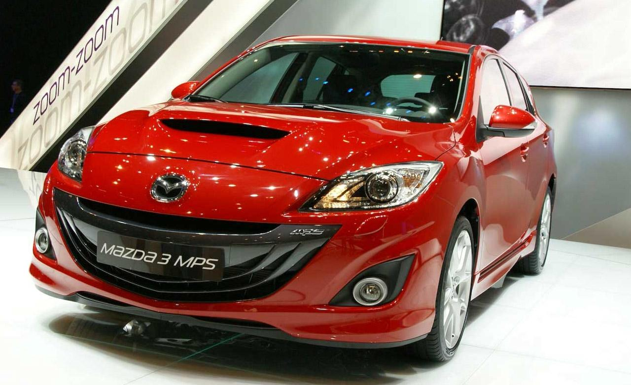 live in geneva 2010 mazdaspeed3 mps revealed details. Black Bedroom Furniture Sets. Home Design Ideas