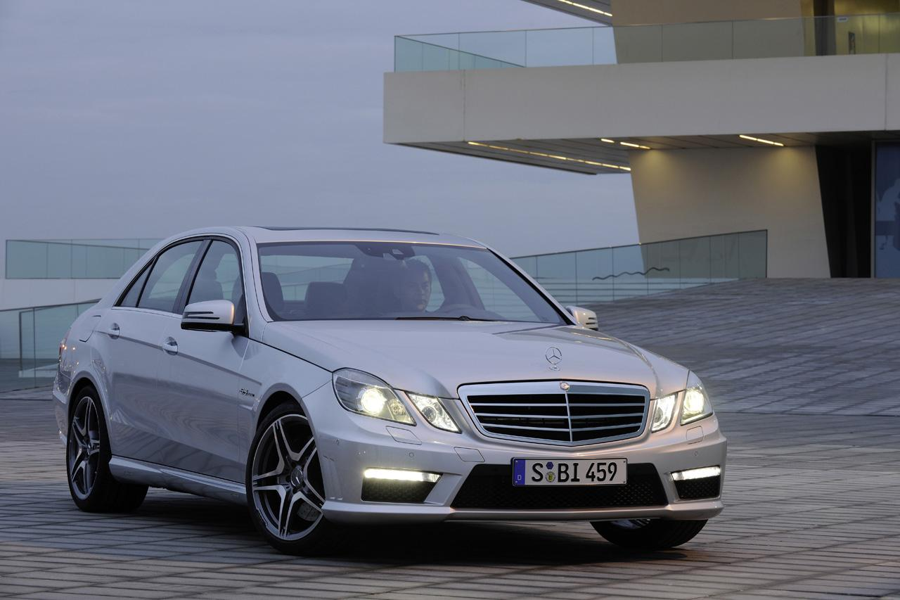 2010 mercedes benz e63 amg w212 revealed clublexus for Mercedes benz e350 amg 2010