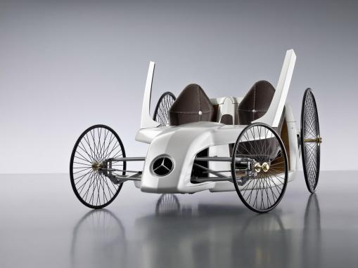Mercedes-Benz F-CELL Roadster Concept img_1
