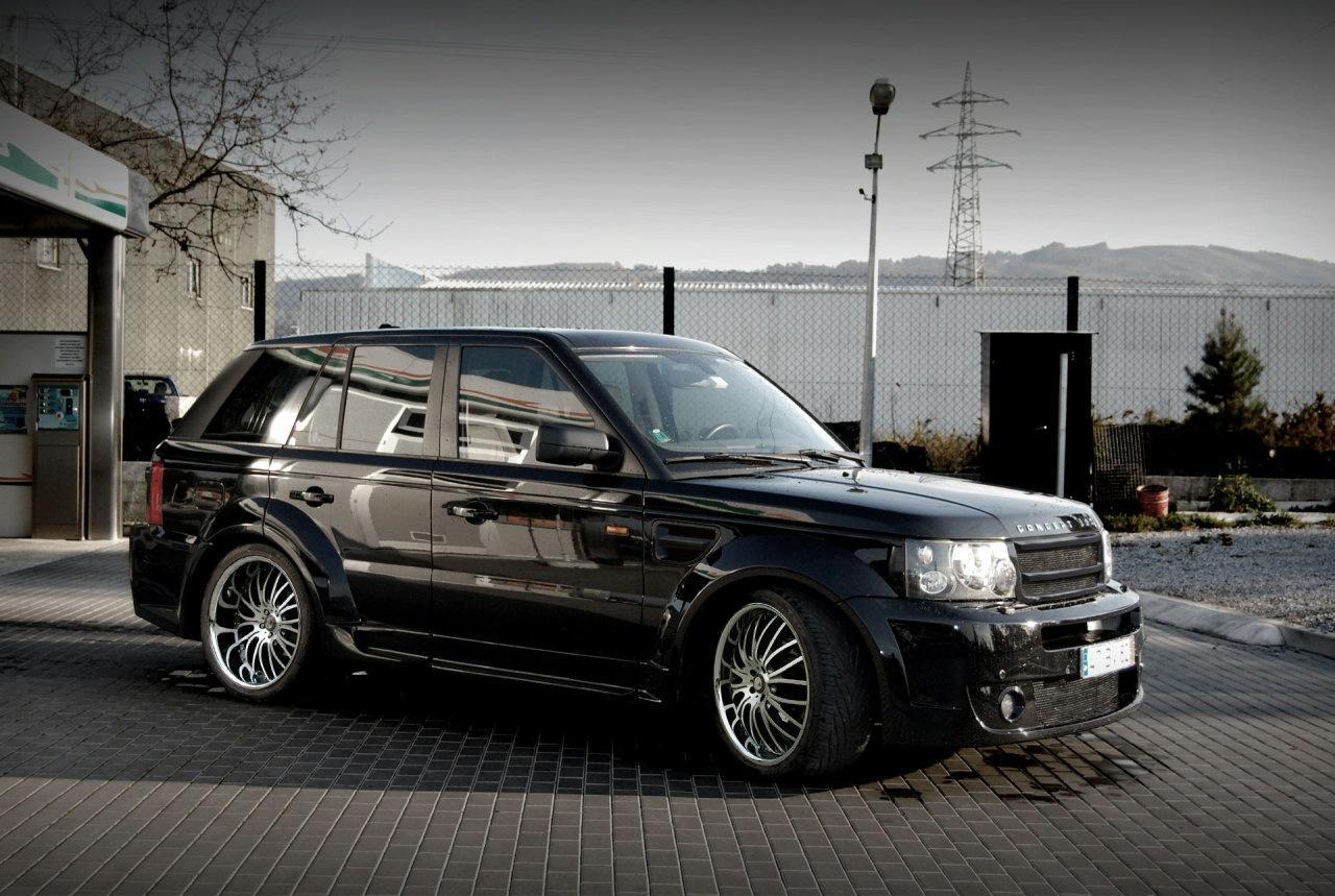 tuning concept802 range rover sport platinum r photos. Black Bedroom Furniture Sets. Home Design Ideas