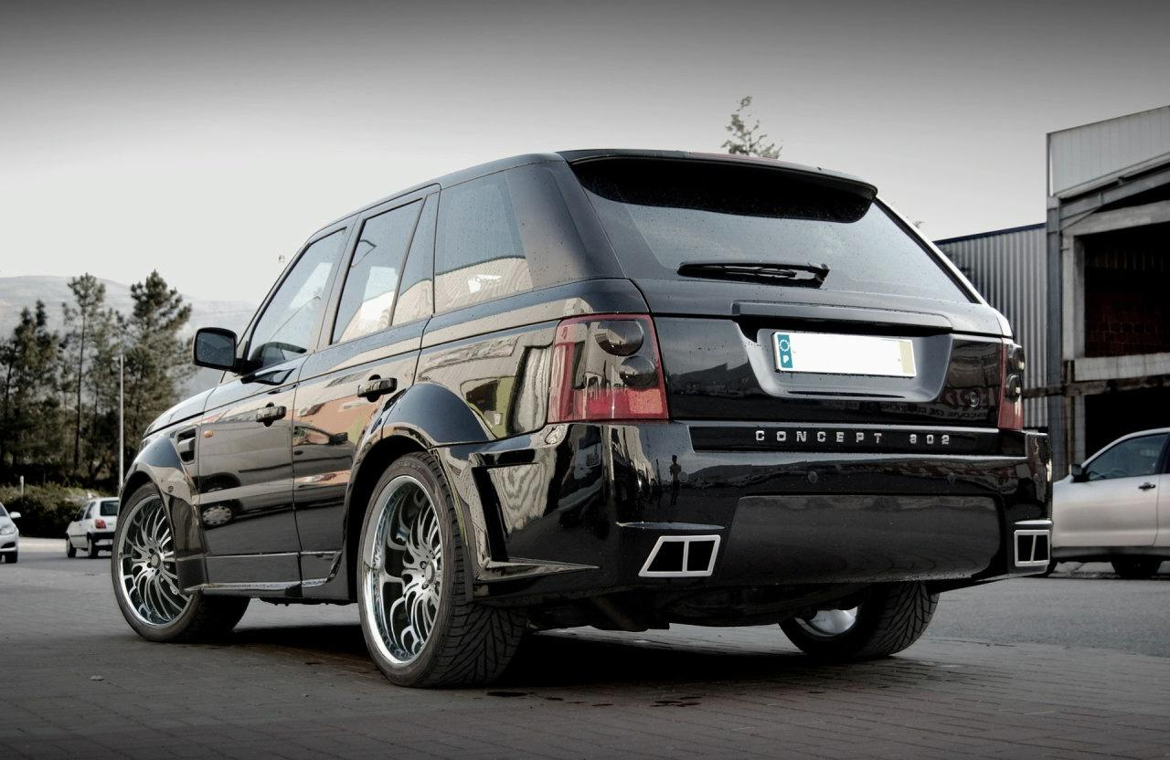 tuning concept802 range rover sport platinum r photos. Black Bedroom Furniture Sets. Home Design Ideas