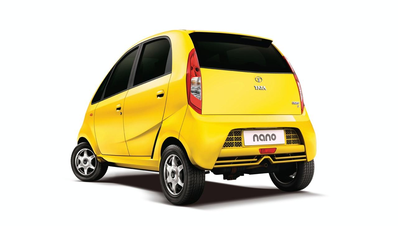 new tata nano officially launched the cheapest car in the world it s your auto world new. Black Bedroom Furniture Sets. Home Design Ideas