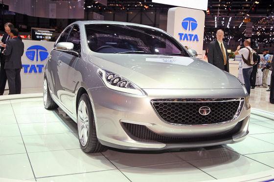 Tata Prima Concept Live At Geneva Motor Show Img 13 It S Your Auto