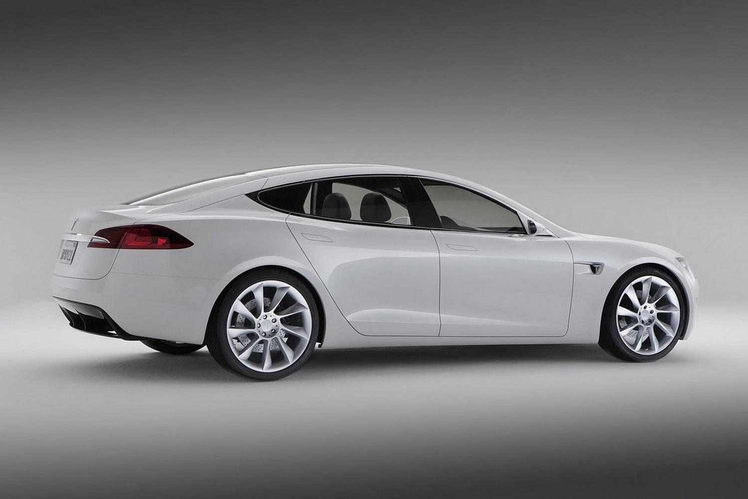 Tesla Model S Elcetric Car Img Its Your Auto World New - All models of tesla