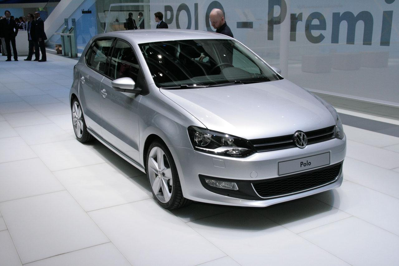 volkswagen polo 2010 live at 2009 geneva motor show img 1 it s your auto world new cars. Black Bedroom Furniture Sets. Home Design Ideas