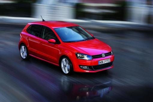 2009 Volkswagen Polo MK V official photo