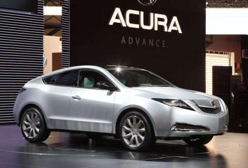Acura ZDX Concept LIVE at 2009 New York Auto Show img_1.jpg