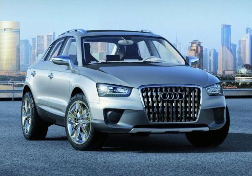 Audi Cross Coupe Quattro Concept img_1