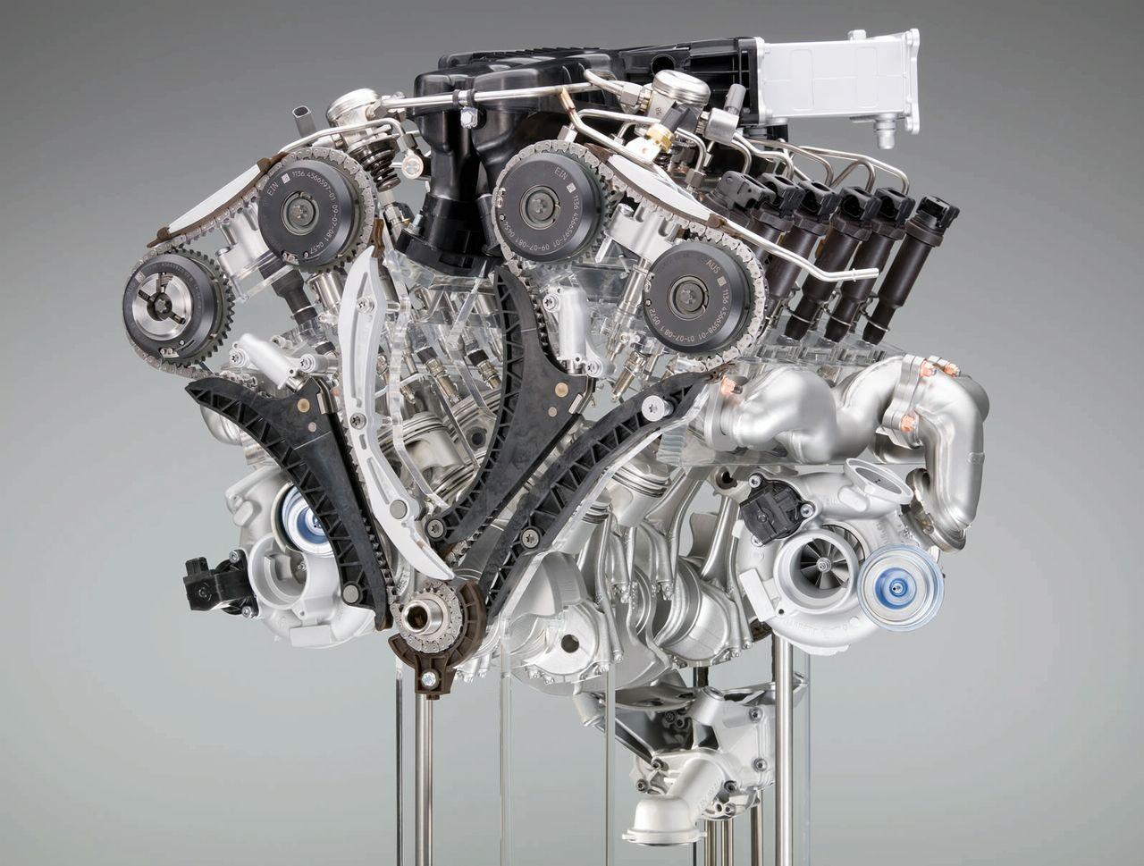 Bmw V12 760i Liter Engine