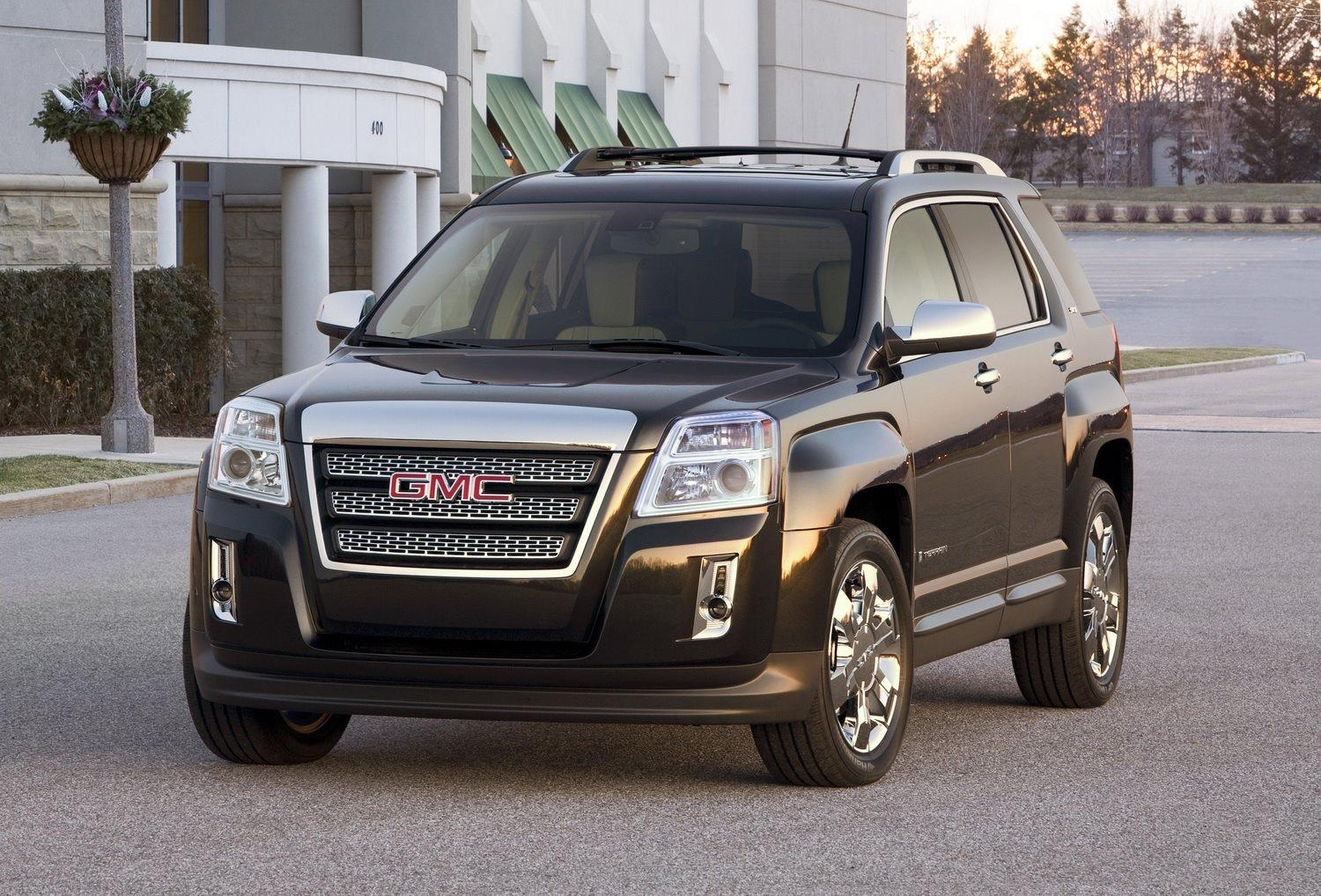 2010 gmc terrain suv img 1 it s your auto world new cars auto news reviews photos. Black Bedroom Furniture Sets. Home Design Ideas