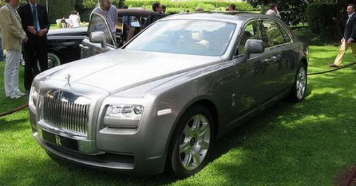 2010 Rolls-Royce Ghost LIVE at the Concorso d'Eleganza img_1