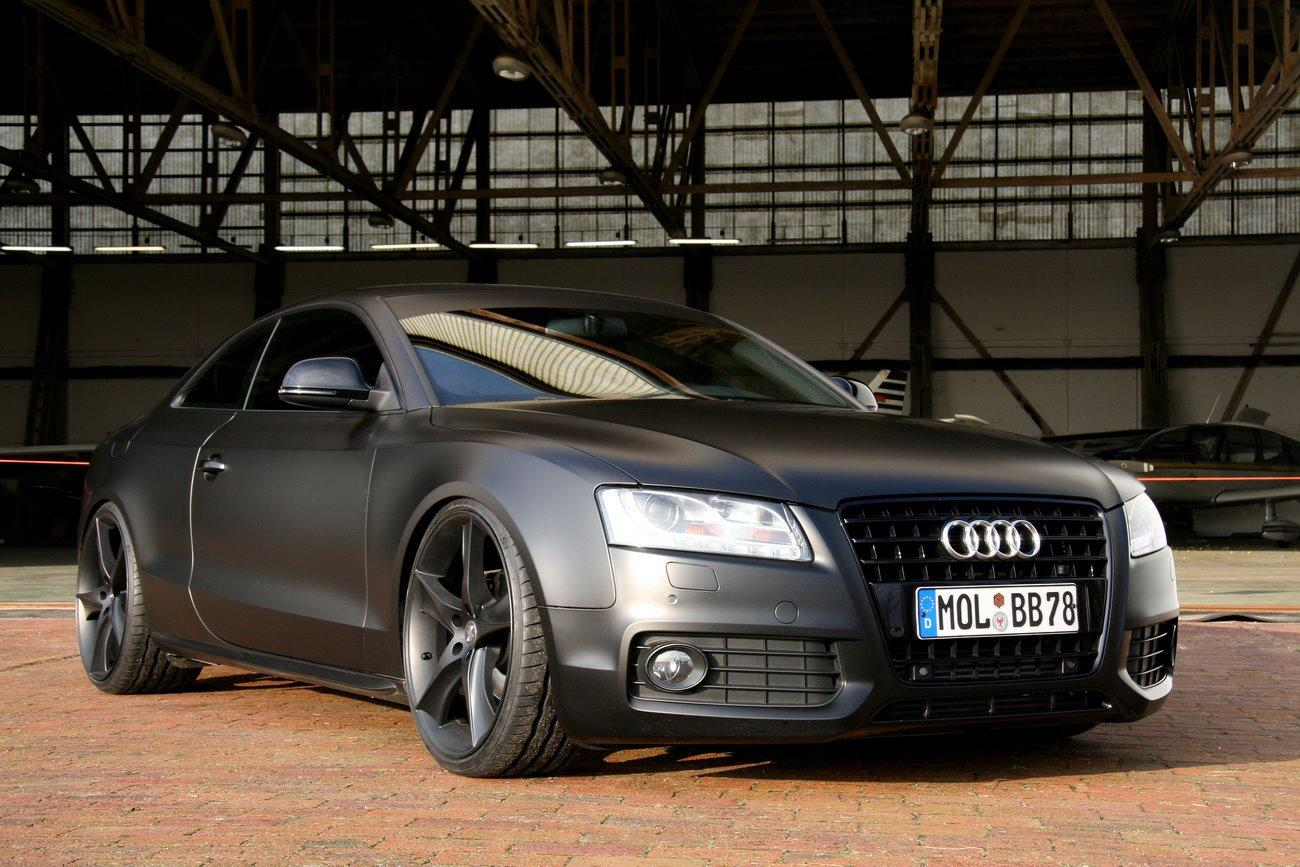 avus performance audi a5 coupe matte black img 4 it s your auto world new cars auto news. Black Bedroom Furniture Sets. Home Design Ideas