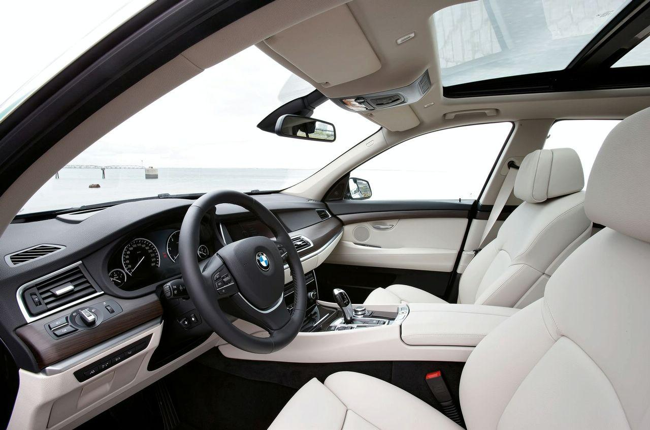 BMW 5 Series Interior Look