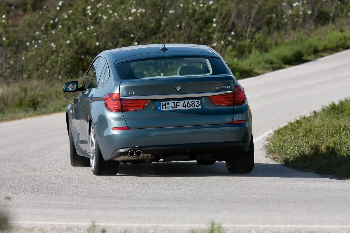 Official Details For New 2010 Bmw 5 Series Gran Turismo Revealed Photos And Video It S Your Auto World New Cars Auto News Reviews Photos Videos